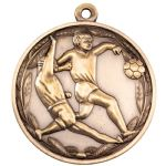 Football medal 50mm M31